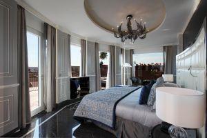 Baglioni Regina roman penthouse Lusso eterno. Roman Penthouse Regina Hotel Baglioni by Rebosio-Spagnulo (7)