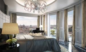 Baglioni Regina Roman-Penthouse-Suite-Baglioni-Suites-Rome